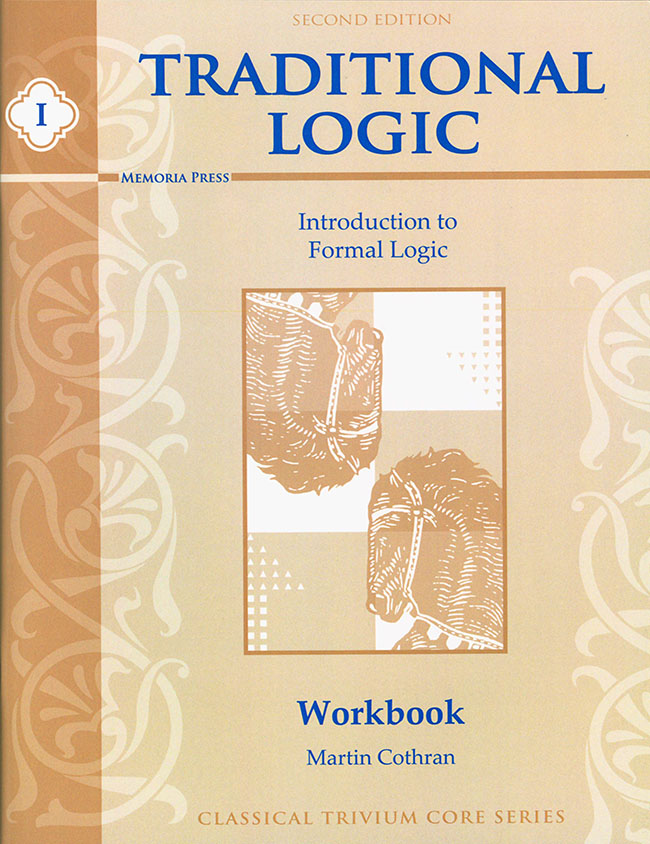 Traditional Logic Workbook