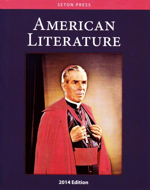 How does american literature represent american