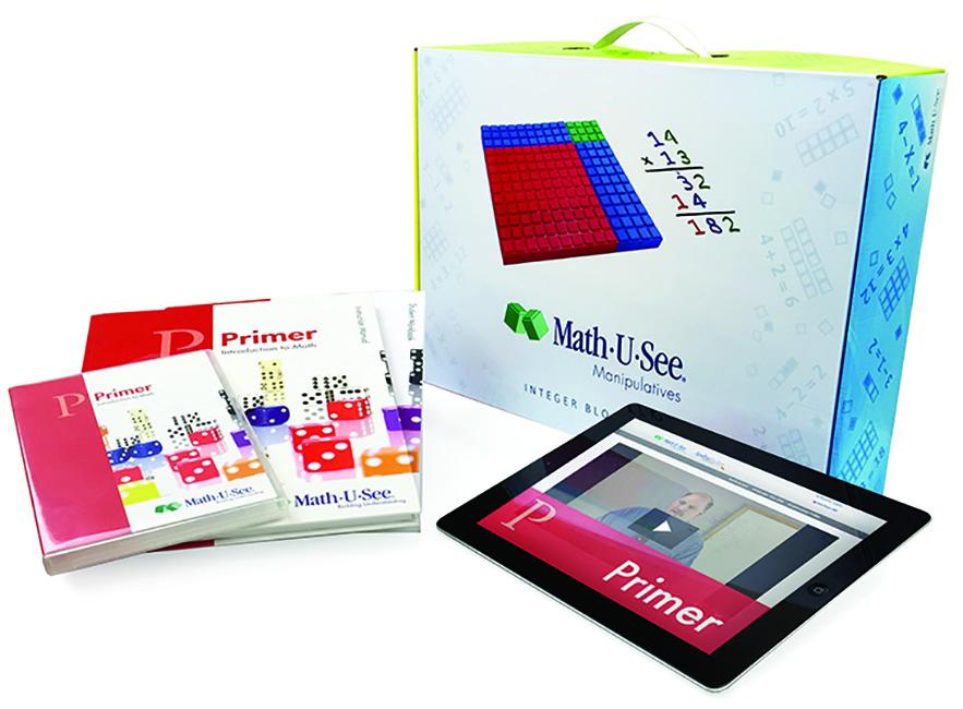 Math-U-See Primer Universal Set