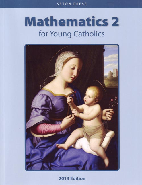 Mathematics 2 for Young Catholics (key in book)