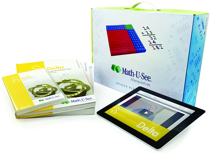 Math-U-See Delta Universal Set