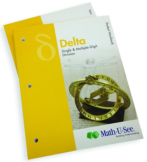 Math-U-See Delta Student Pack