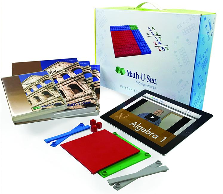 Math-U-See Algebra 1 Universal Set