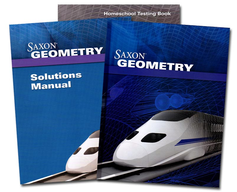 Saxon Geometry Home Study Kit