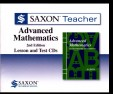 Saxon Teacher Advanced Math 2nd Edition