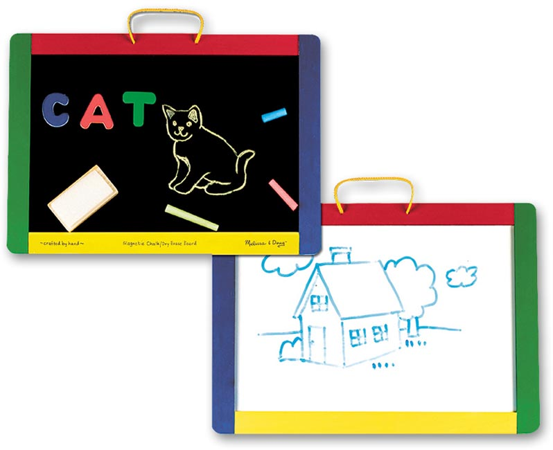 Magnetic Chalk/Dry Erase Board