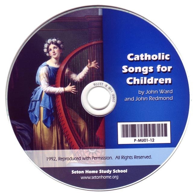 Catholic Songs for Children (CD)