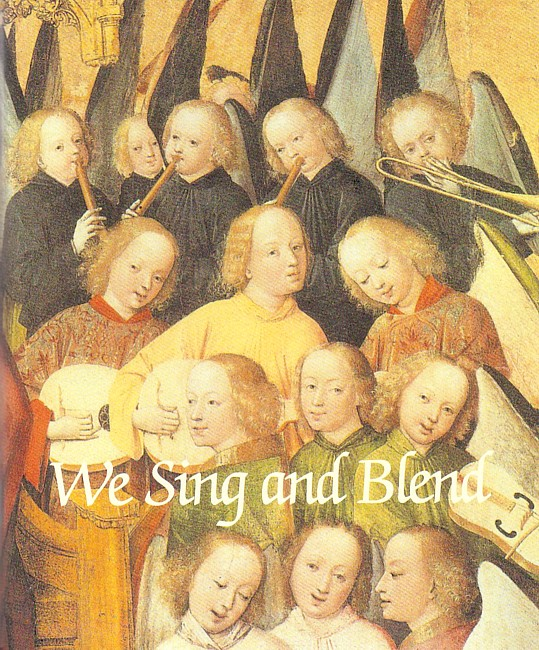 We Sing and Blend