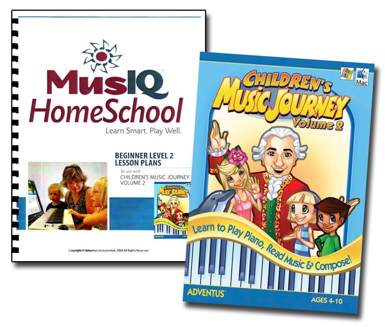 Children's Musical Journey Vol. 2 Set