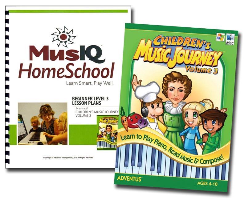 Children's Musical Journey Vol. 3 Set