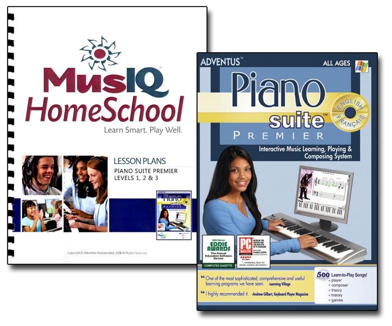 Piano Suite Premier Set