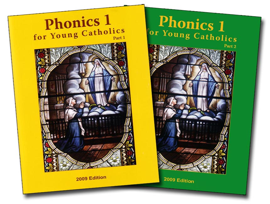 Phonics 1 for Young Catholics Set/ Parts 1 & 2