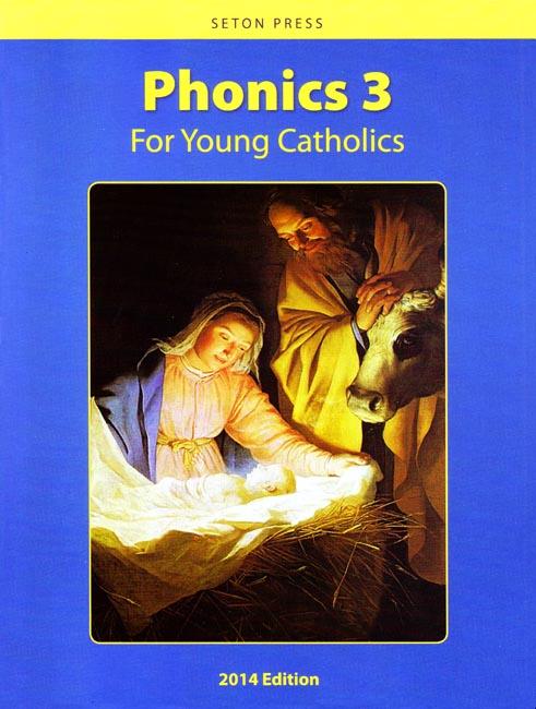 Phonics 3 for Young Catholics
