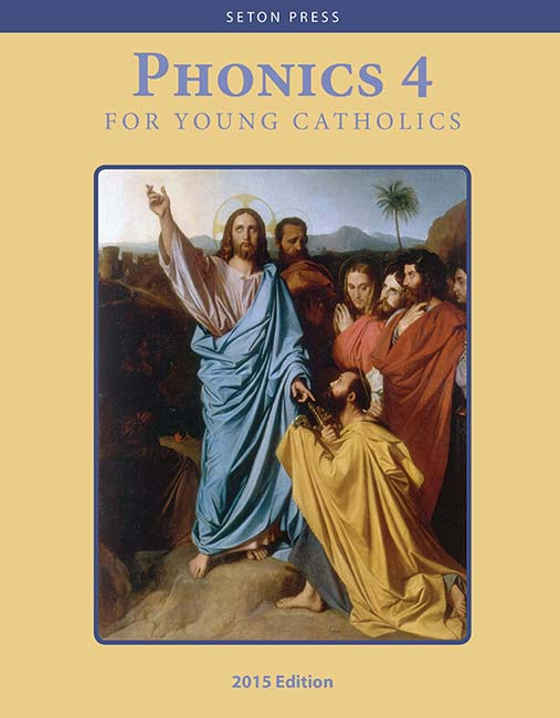 Phonics 4 for Young Catholics (key in book)