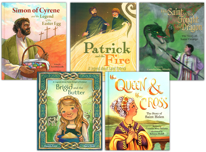 Saints for Young Readers
