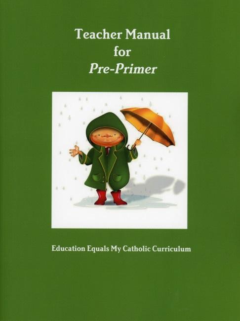 Teacher Manual for Pre-Primer
