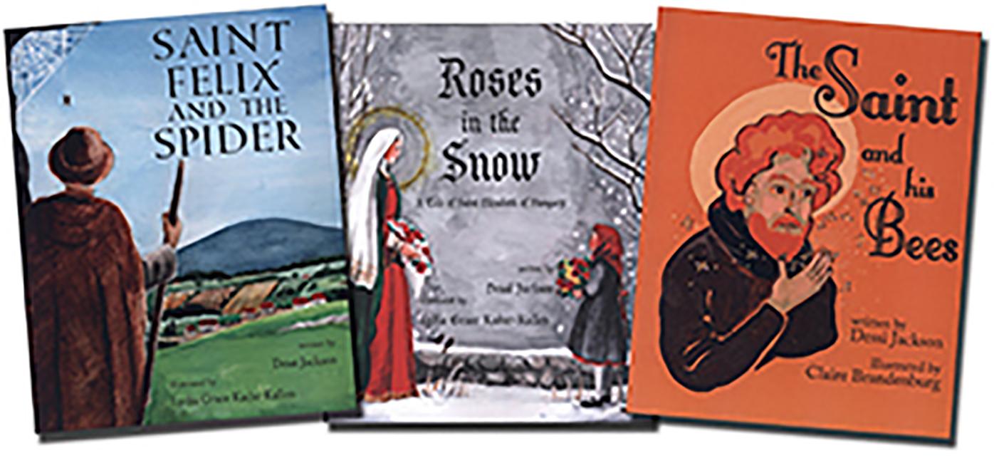 Saints in God's Creation Three Book Set