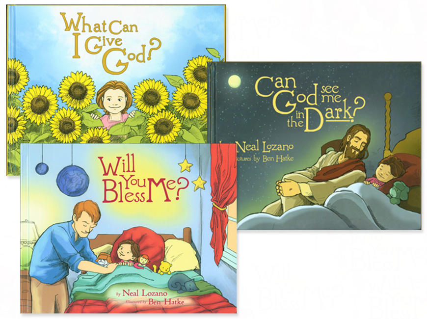 Will You Bless Me?  - Trilogy Book Set