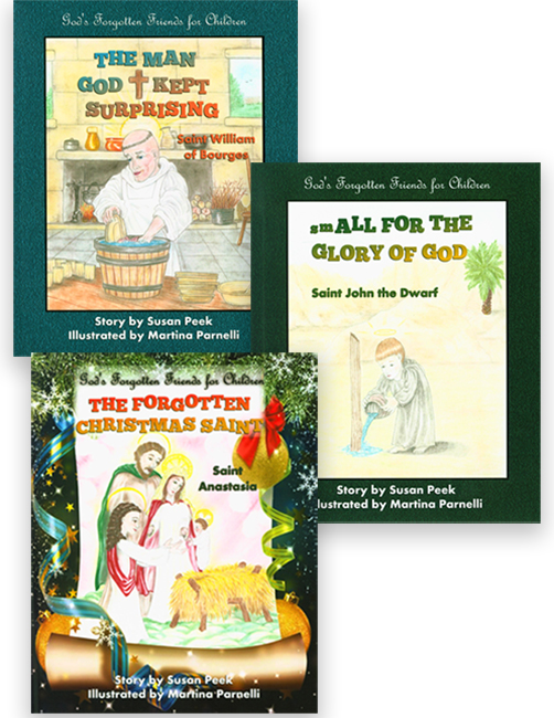 God's Forgotten Friends for Children Series