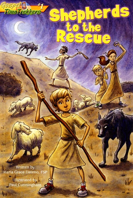 Shepherds to the Rescue