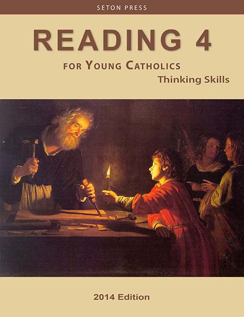 Reading 4 for Young Catholics Thinking Skills (key in book)