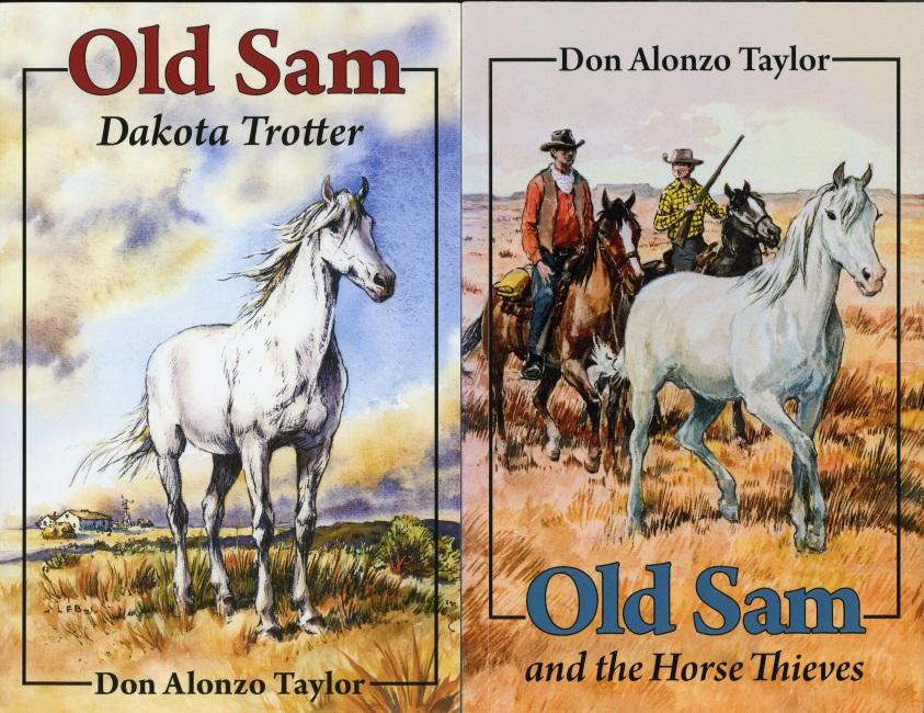Old Sam Book Set