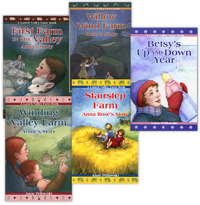 Latsch Valley Farm 5 book Series