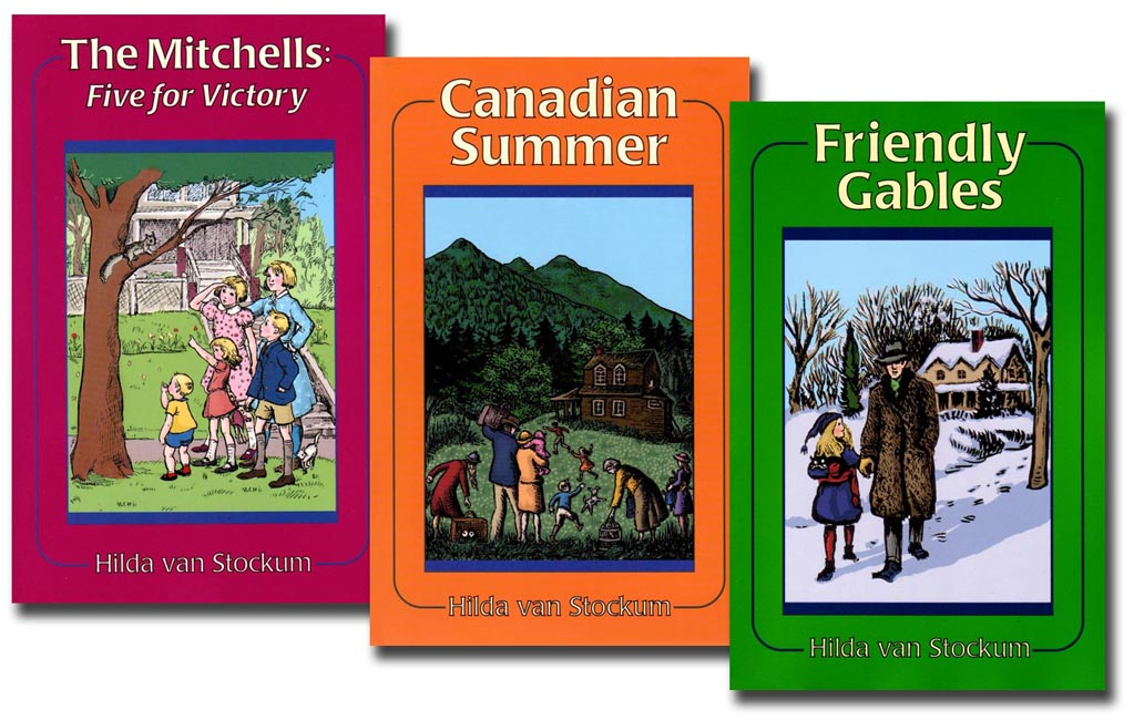 The Mitchells Series
