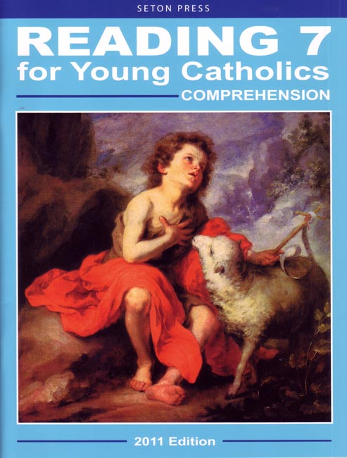 Reading 7 for Young Catholics Comprehension (key in book)