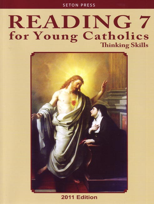Reading 7 for Young Catholics Thinking Skills (key in book)