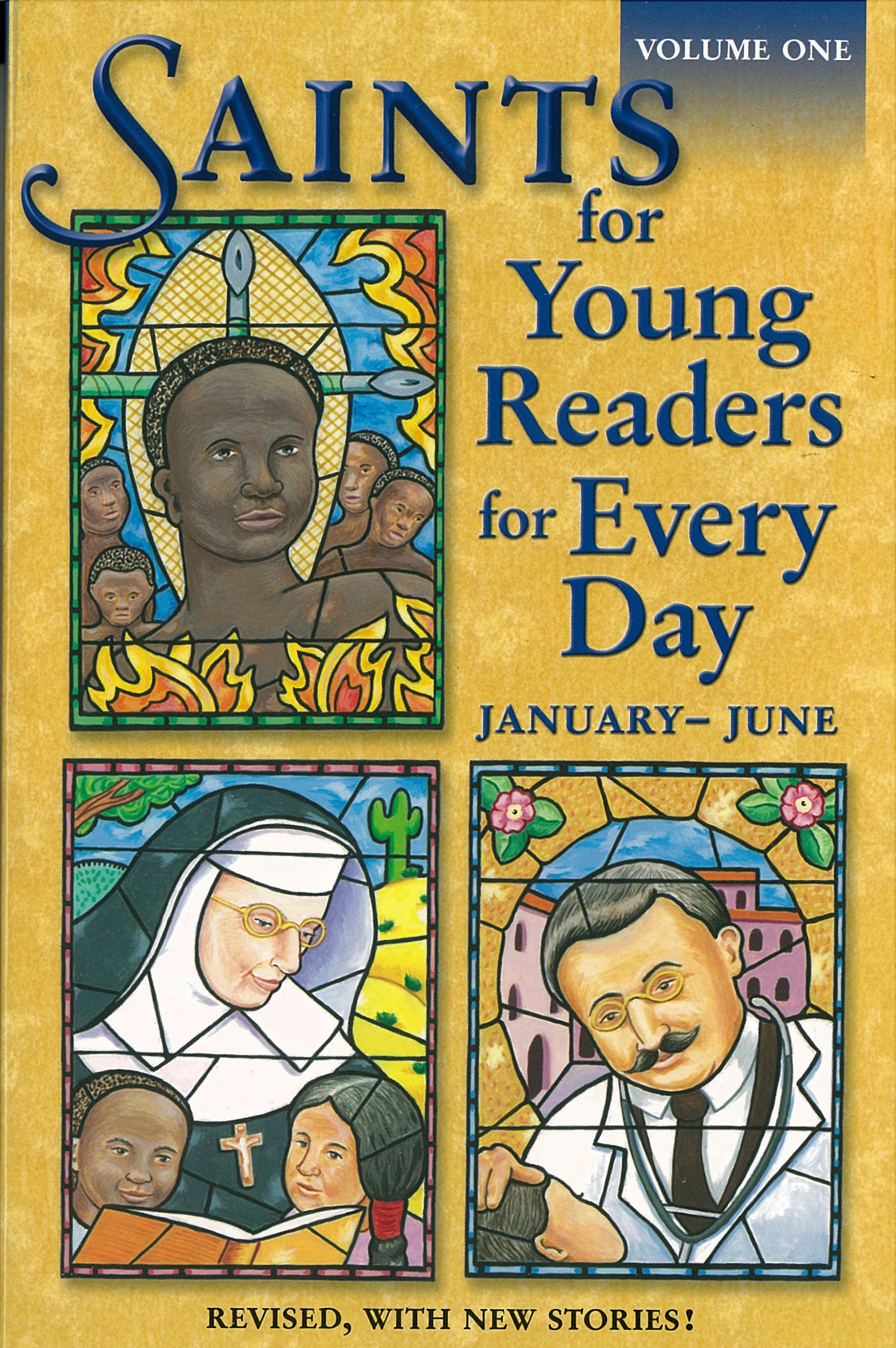 Saints for Young Readers for Every Day Vol. 1