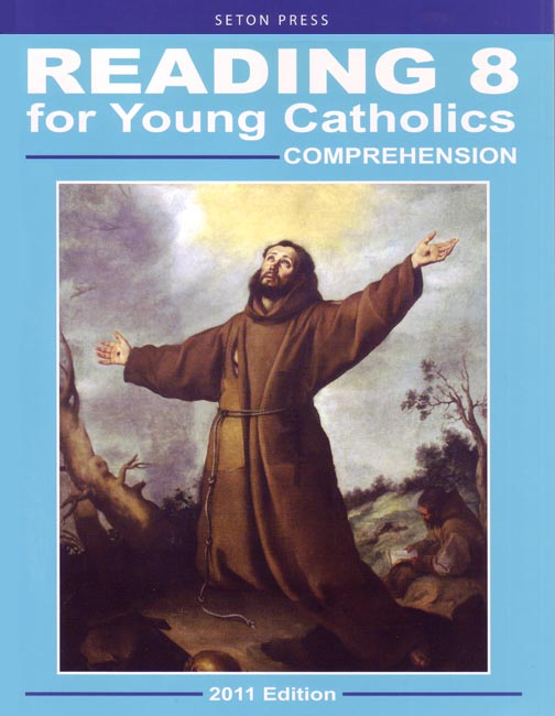 Reading 8 for Young Catholics: Comprehension