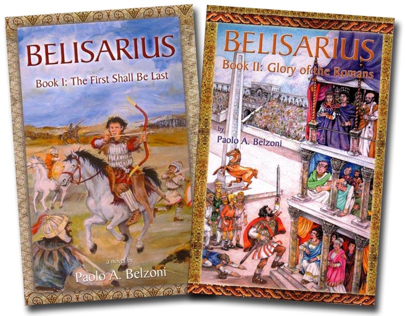 Belisarius 2 Book Set