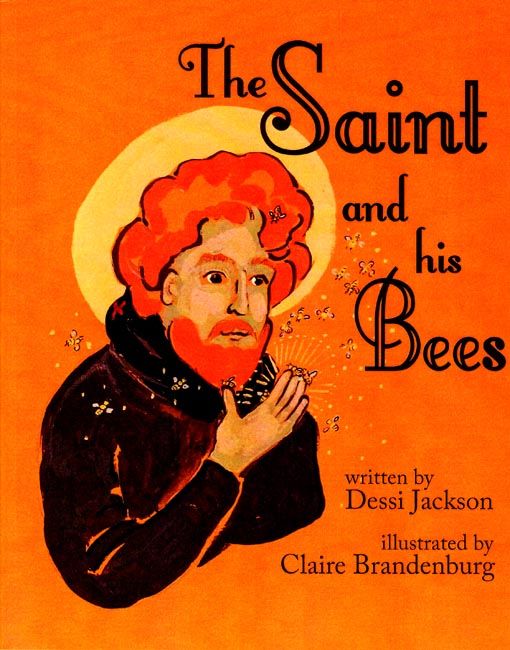 The Saint and His Bees