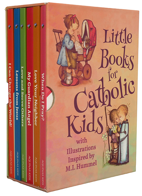 Little Books for Catholic Kids