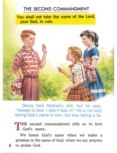 The Ten Commandments Analysis