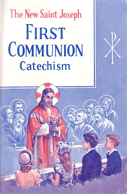 First Communion Catechism, Grades 1-3
