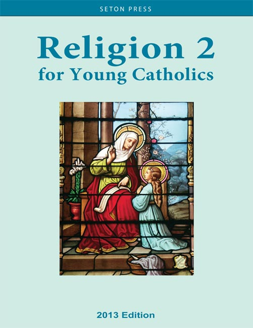 Religion 2 for Young Catholics (key in book)