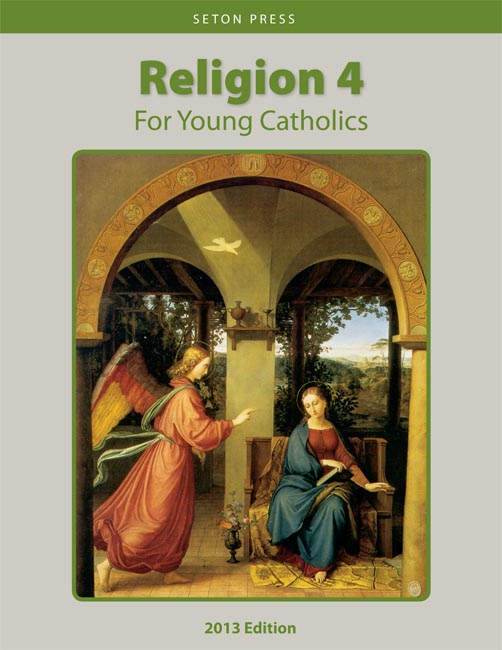 Religion 4 for Young Catholics (key in book)