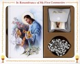 First Communion Girls Classic boxed set
