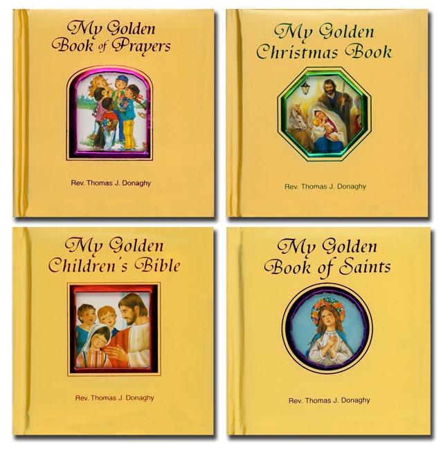 My Golden Catholic Treasury (4 Book set)