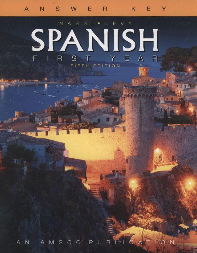 AMSCO Spanish First Year