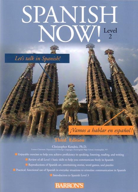 Spanish Now Level 2