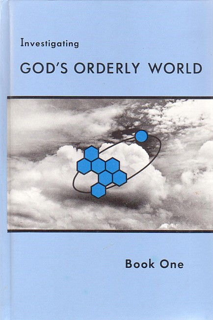 God's Orderly World Book 1