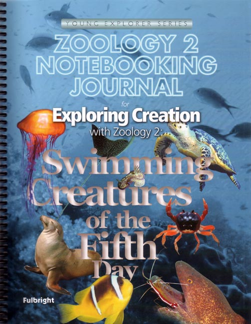 Notebooking Journal - Zoology 2