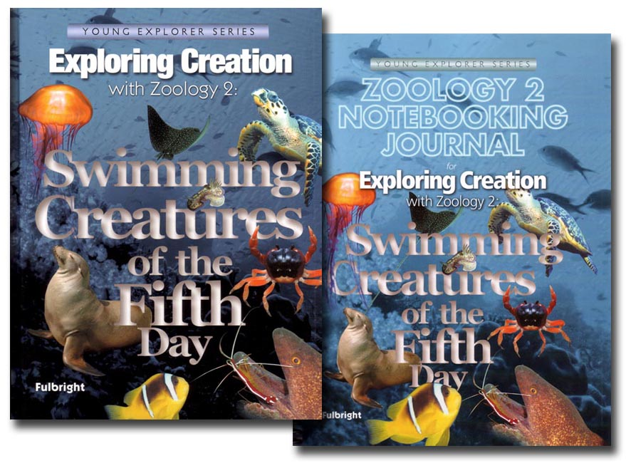 Zoology 2  Textbook w/ Notebooking Journal