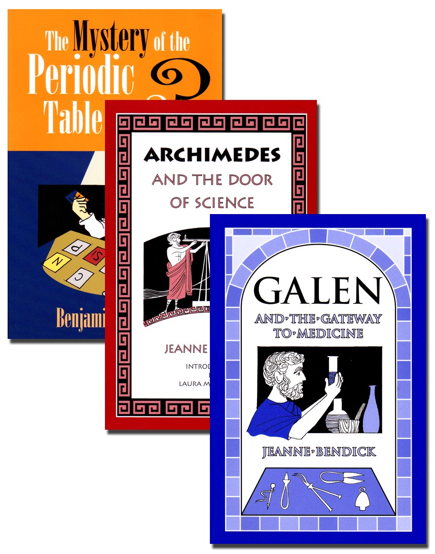 Bethlehem Science Book Set