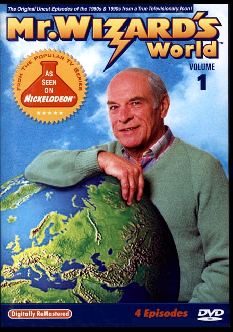 Mr. Wizard's World Vol. 1