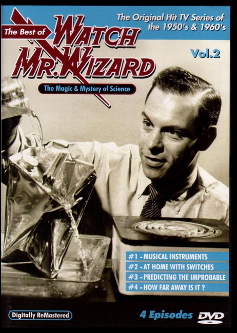 Watch Mr. Wizard Vol. 2