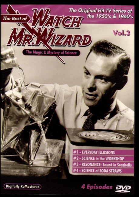 Watch Mr. Wizard Vol. 3